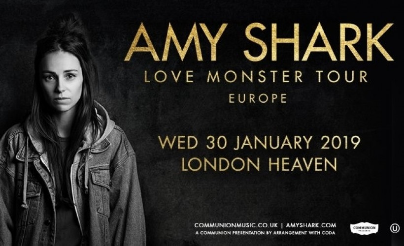 Amy Shark tickets