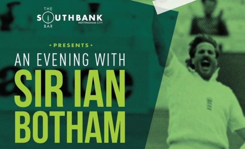 An Evening with Ian Botham tickets
