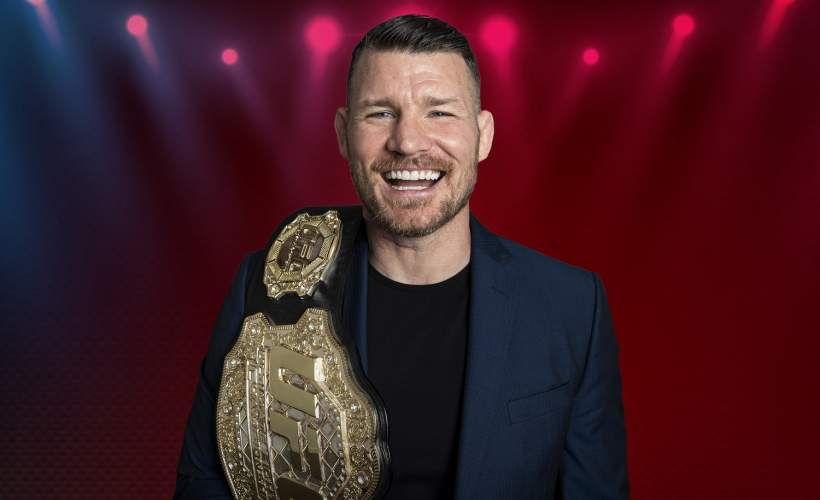 An Evening With Michael Bisping tickets
