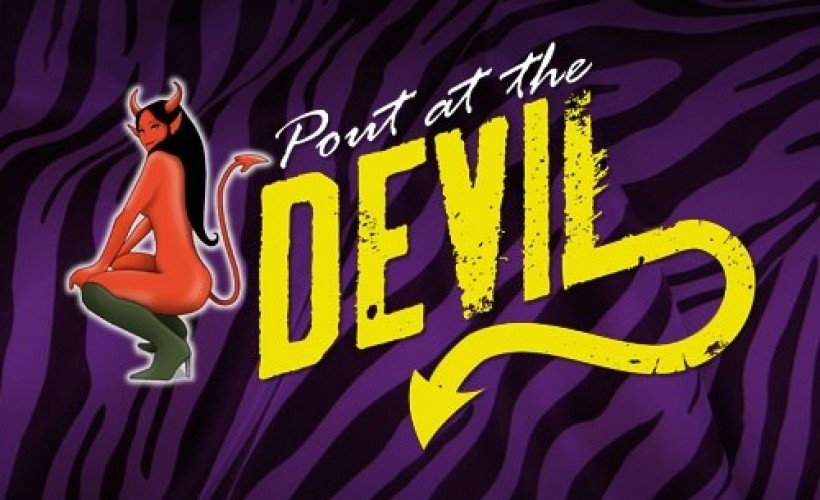 An Evening With Pout At The Devil tickets