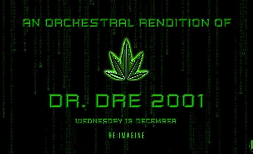 An Orchestral Rendition of Dr.Dre's 2001 tickets