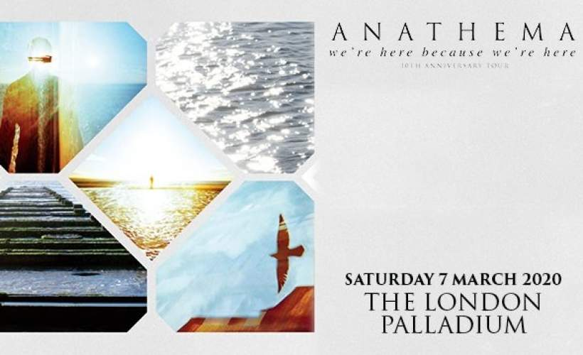 Anathema tickets