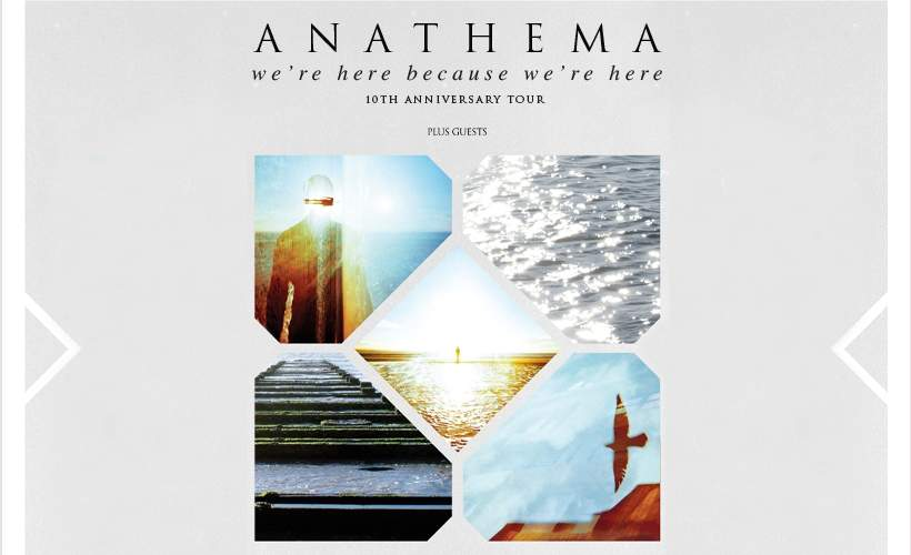 Anathema tickets
