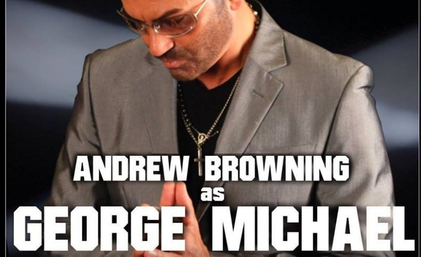 Andrew Browning as George Michael with his band Star People tickets