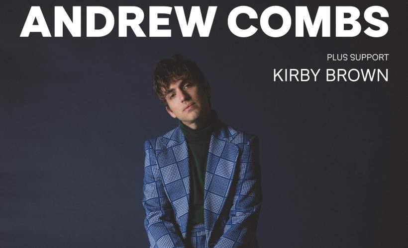 Andrew Combs tickets