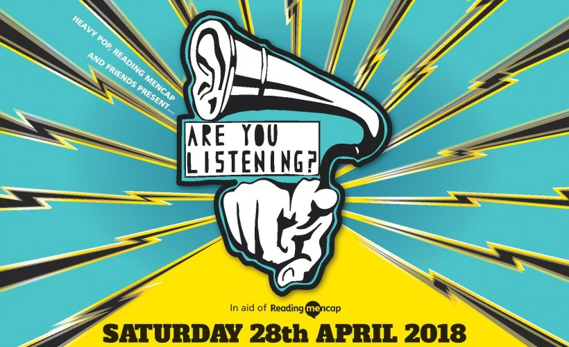 Are You Listening? Festival tickets