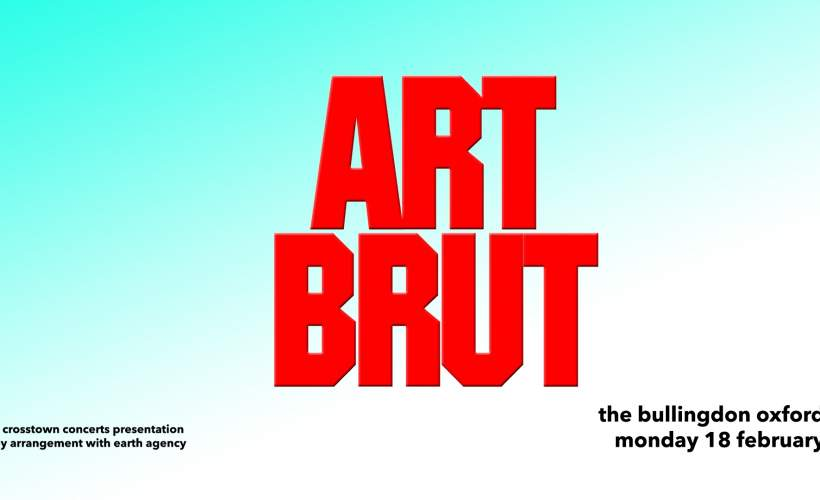 Art Brut tickets