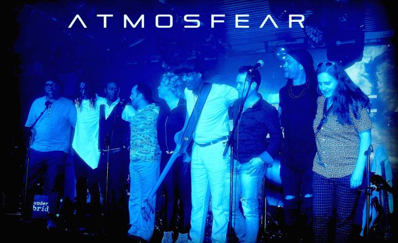 Atmosfear tickets