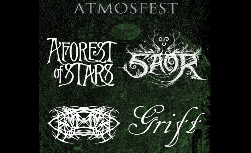 Atmosfest 2018 tickets