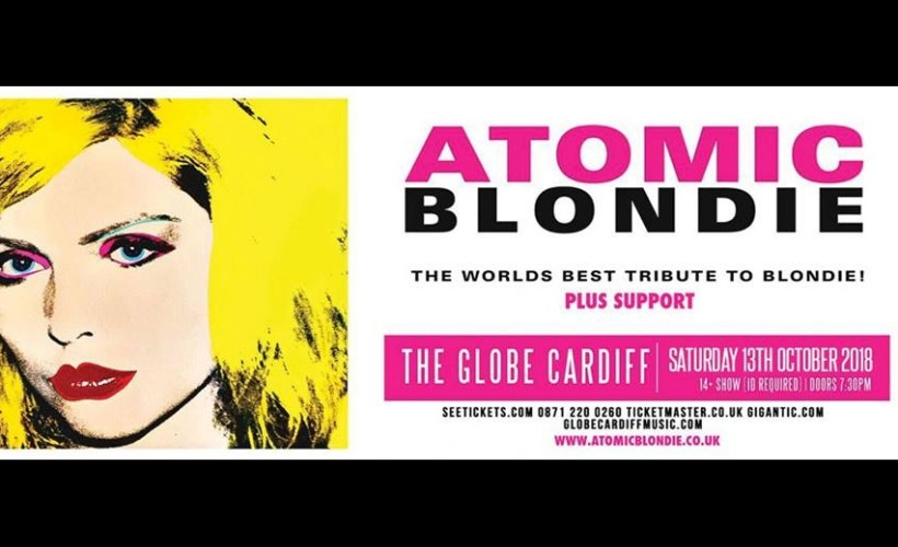 Atomic Blondie tickets