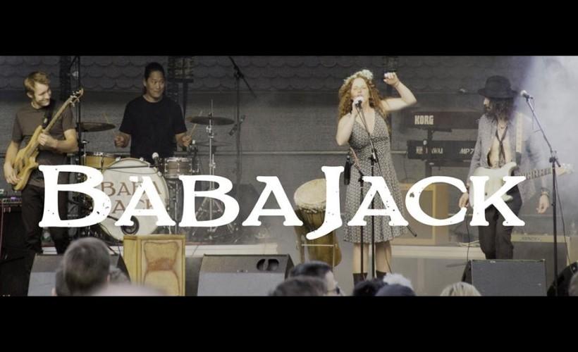 Babajack tickets