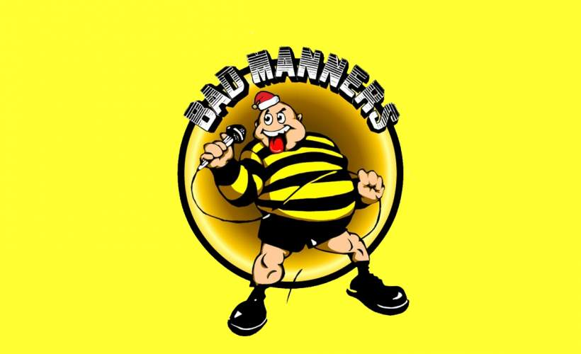 Bad manners tour dates
