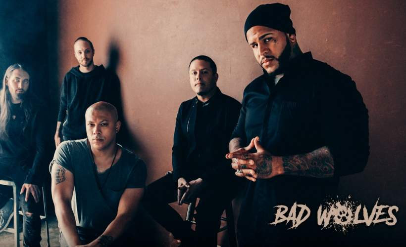 Bad Wolves tickets