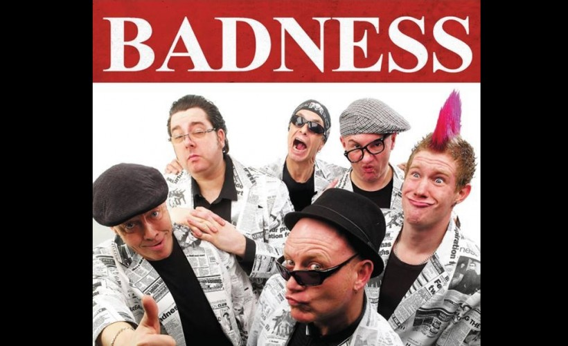 Badness - A Tribute To Madness tickets