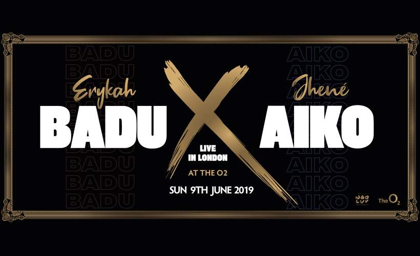 Badu X Aiko tickets