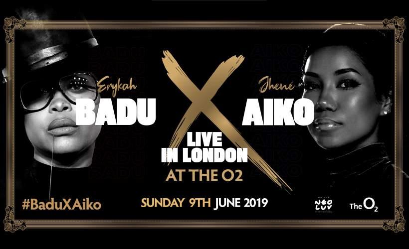Badu X Aiko tickets