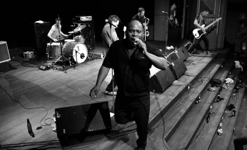 Barrence Whitfield & The Savages tickets