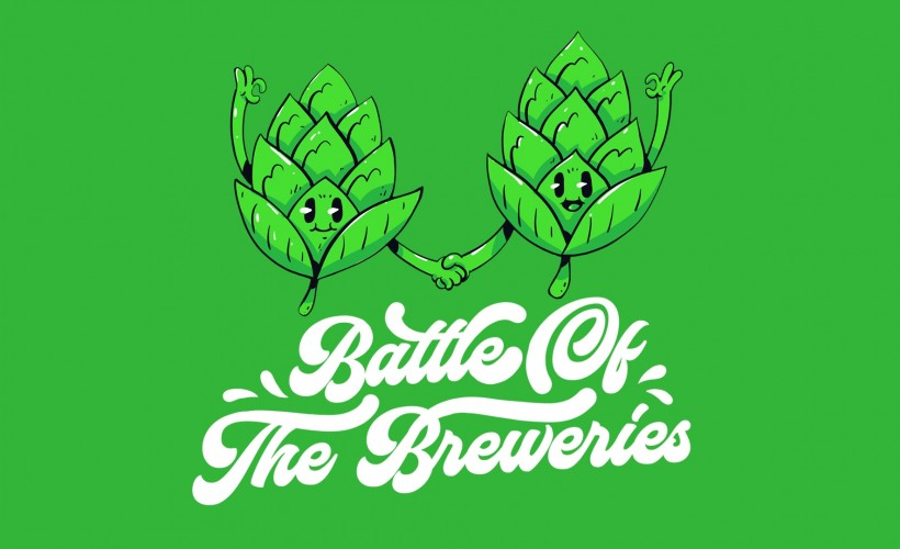 Battle of the Breweries Game: Launch Tournament tickets