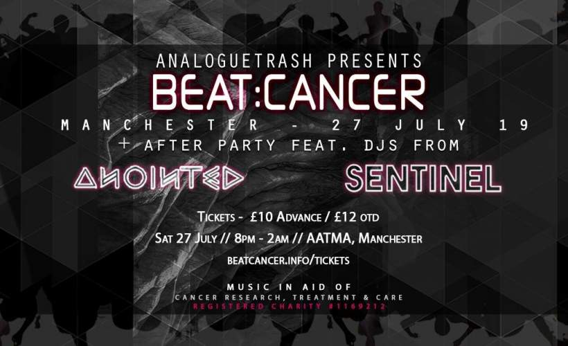 Beat:Cancer 2019 tickets