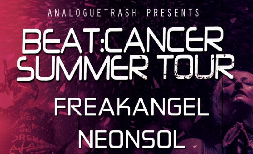 Beat:Cancer Summer Tour tickets