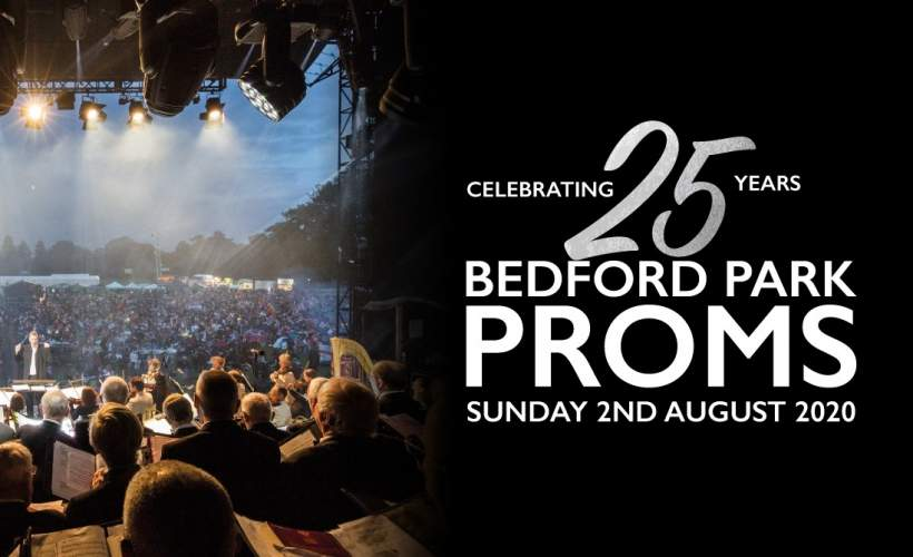 Bedford Proms tickets