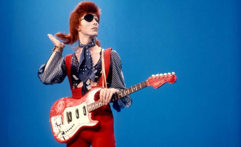 Being Bowie tickets