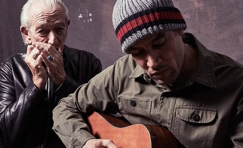 Ben Harper & Charlie Musselwhite tickets