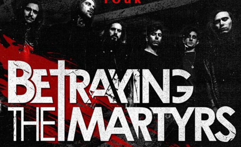 Betraying The Martyrs tickets