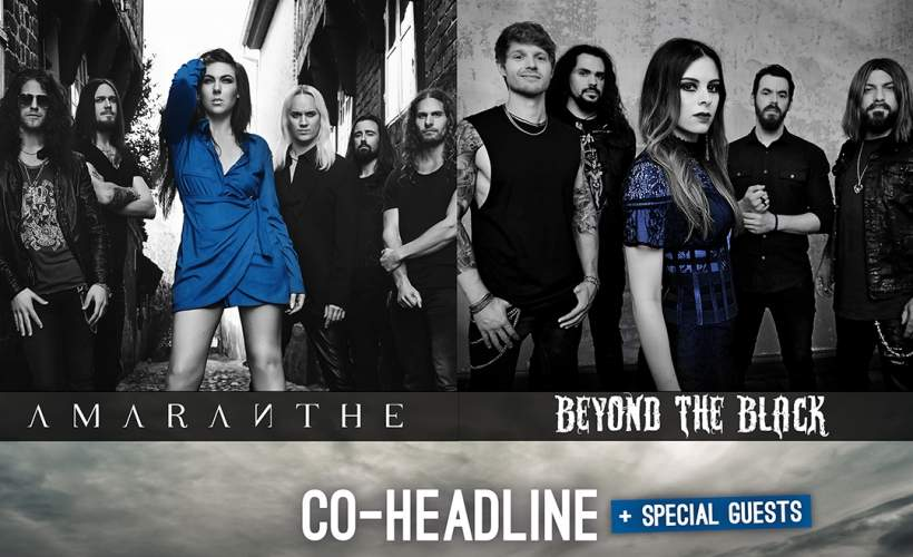 Beyond The Black tickets