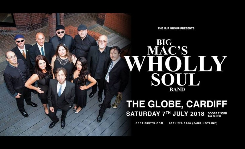 Big Mac's Wholly Soul Band tickets