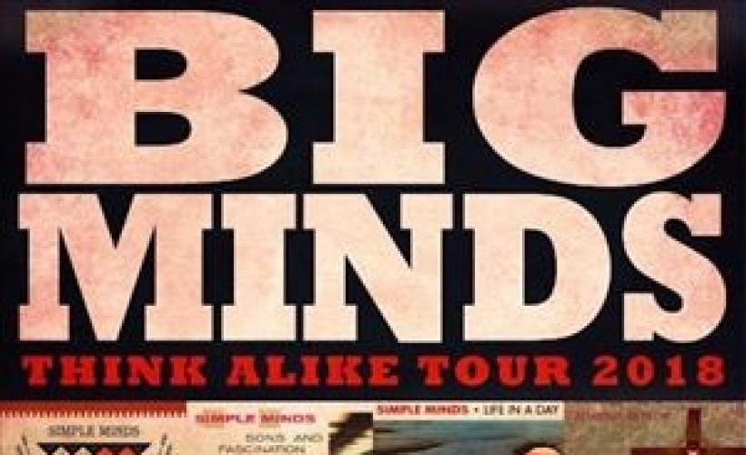 Big Minds tickets
