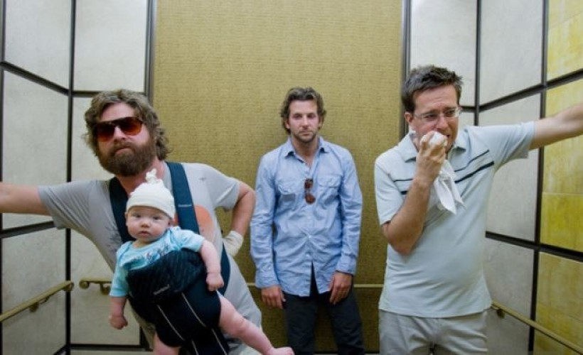 BIG SKY CINEMA - The Hangover tickets