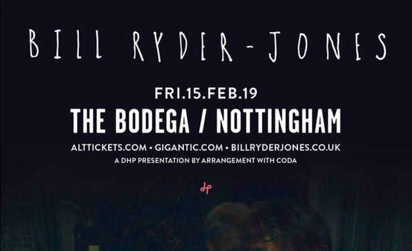 Bill Ryder Jones tickets