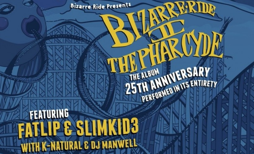 Bizarre Ride II The Pharcyde - 25th Anniversary tickets