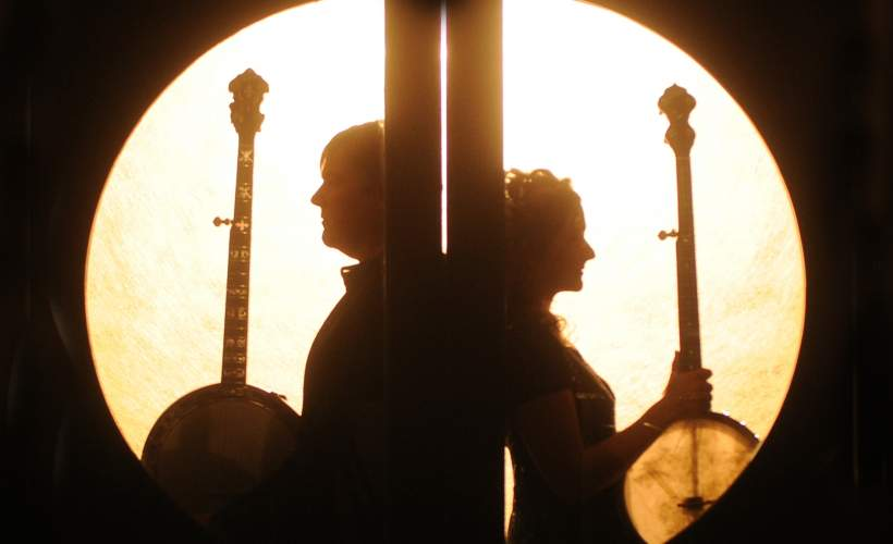 Béla Fleck and Abigail Washburn tickets