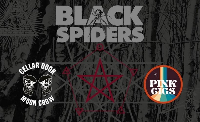Black Spiders tickets