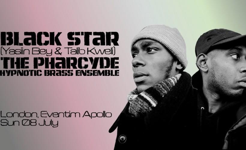 Black Star (Yasiin Bey & Talib Kweli) tickets