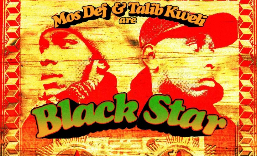 Black Star (Yasiin Bey & Talib Kweli) tickets