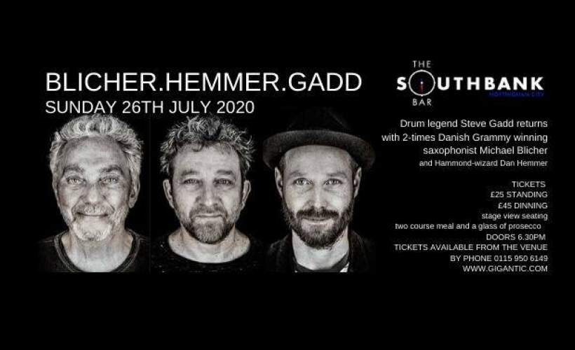 Blicher.Hemmer.Gadd tickets