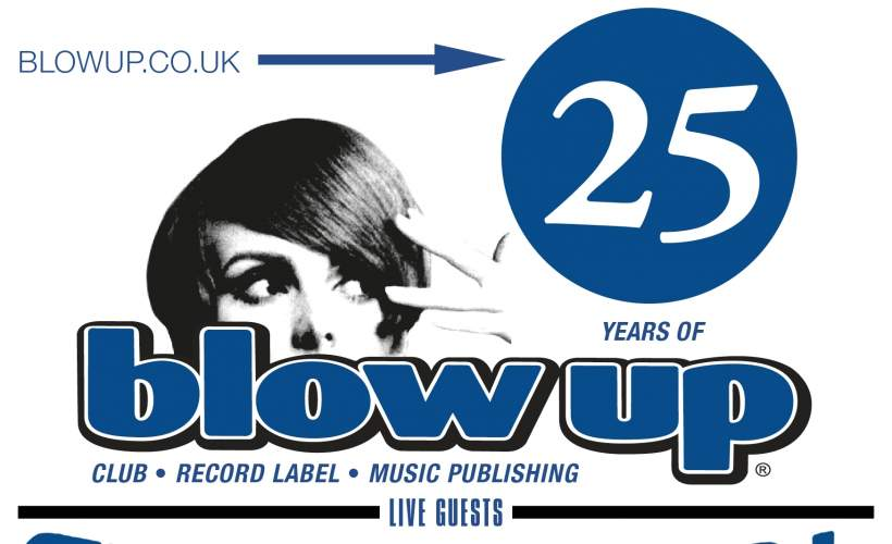 Blow Up 25 ft. Stereo Total + Big Boss Man tickets