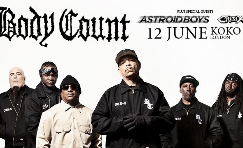 Body Count tickets