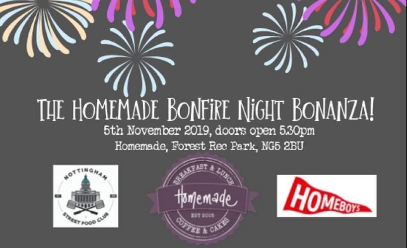 Bonfire Night tickets