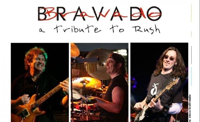 Bravado - A tribute to Rush tickets