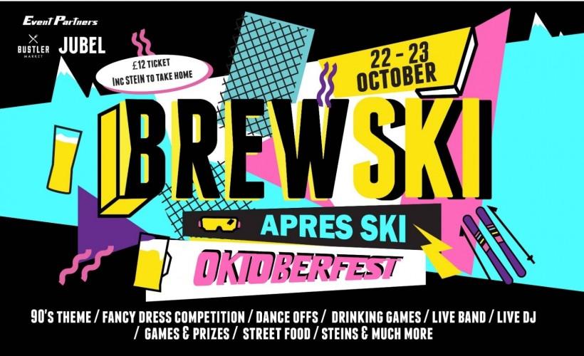 Brew-Ski tickets