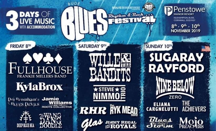 Bude Blues Festival tickets