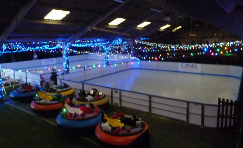 Bumper Cars On Ice tickets