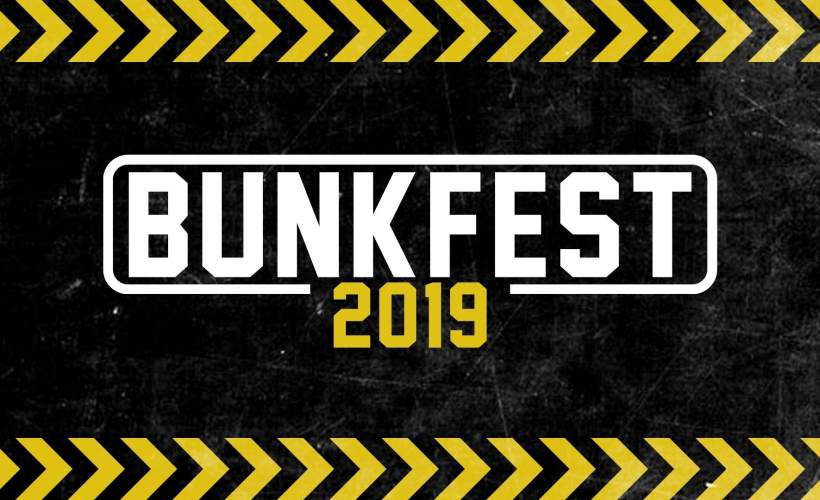 Bunkfest 2019 tickets