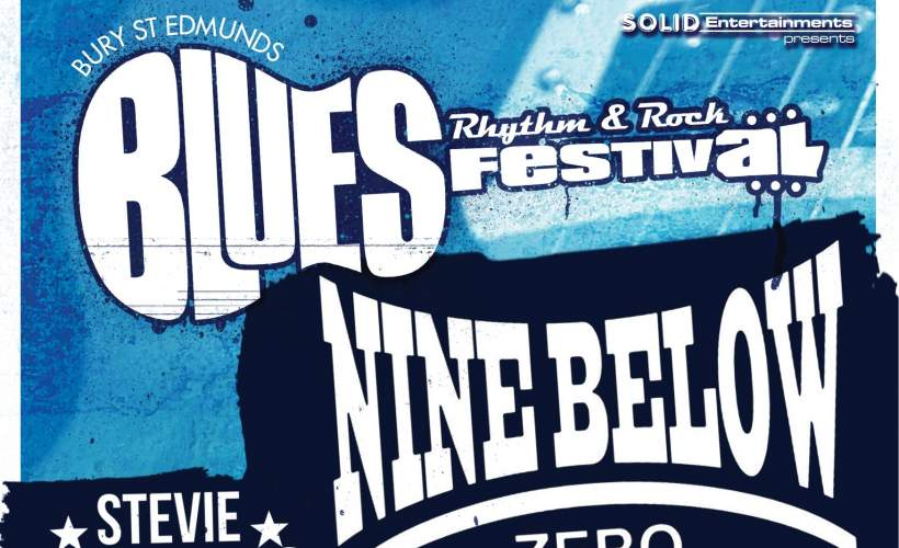 BURY ST EDMUNDS BLUES, RHYTHM & ROCK FESTIVAL tickets