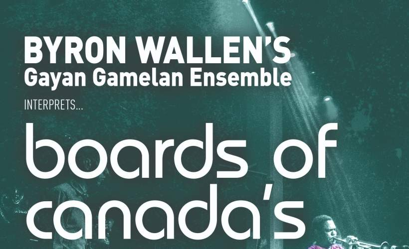 Byron Wallen's Gayan Gamelan Ensemble tickets
