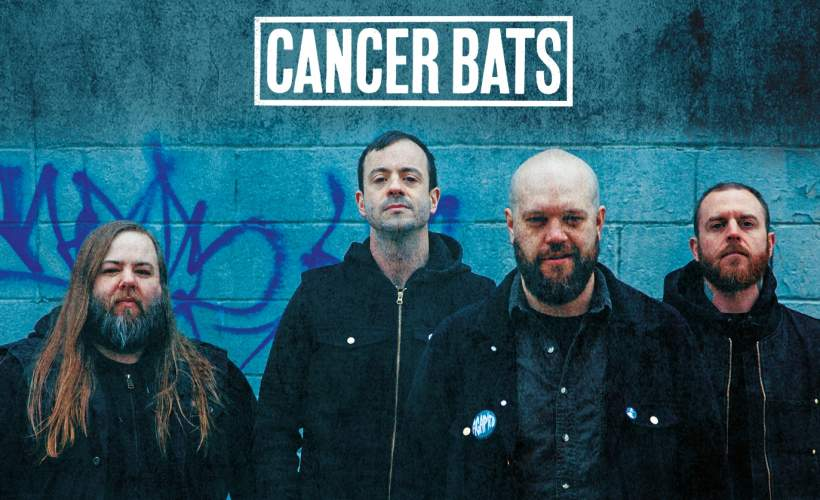 Cancer Bats tickets